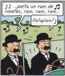Hernandez y Fernandez cantando