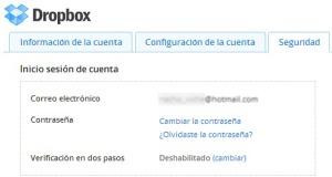 Dropbox config1