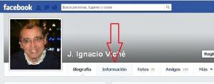 Informacion facebook