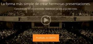 Vídeo de Slidebean