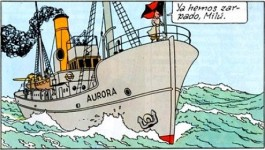 Tintin navegan2
