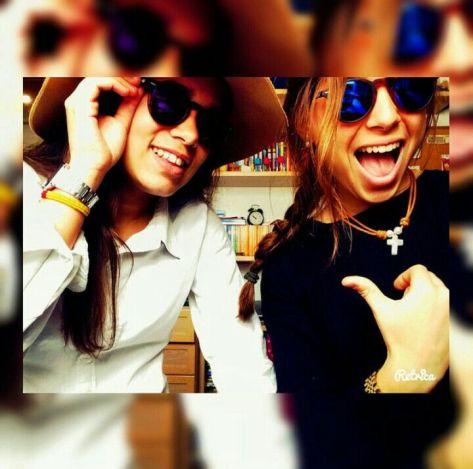 Bea y Maria
