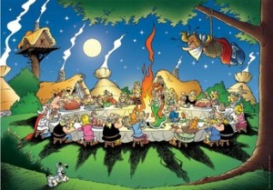 Asterix Cena