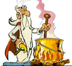 Asterix Druida